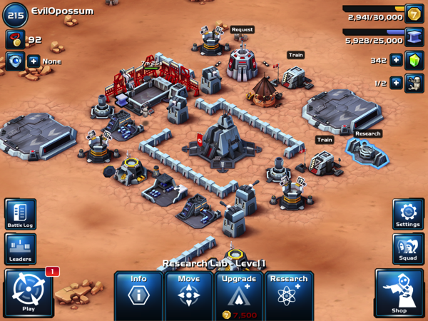 Star Wars Commander für iOS