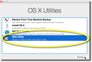Fenster OSX Utilities