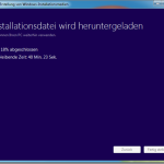 Windows 8 als ISO–Datei