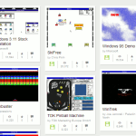Windows 3.1 Programme im Browser