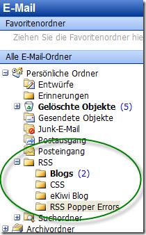 OutlookOrdner