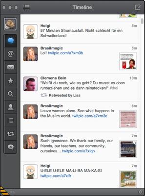 Tweet Bot MacOS Alpha