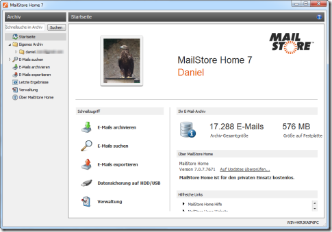 MailStoreHome7