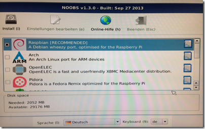 Raspberry Pi einrichten: Erste Schritte