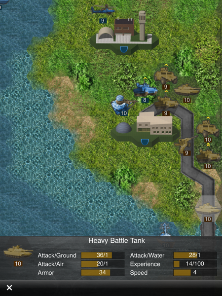 Assault Commander für IOS