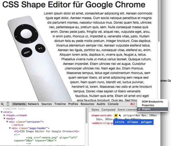Entwickler-Tools