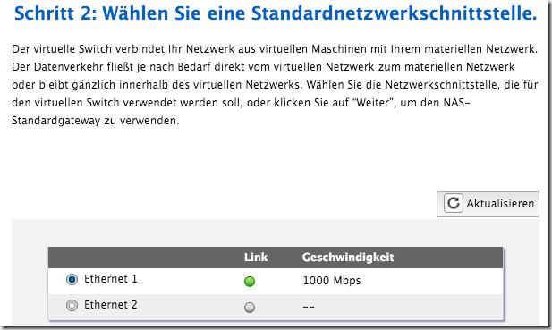 Bild Schritt 3:  Ethernet konfigurieren