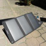 Test: SNAN Solar USB-Ladegerät