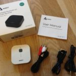 Aukey Bluetooth Empfänger für Soundanlagen