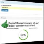 Neues auf ekiwi.de: Webseiten komprimieren