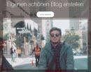 Einfach bloggen mit Wix.com