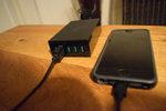 5 Port USB-Ladegerät von Aukey + Gewinnspiel