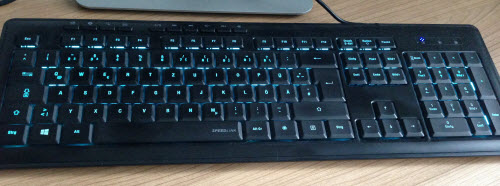 Speedlink Tastatur