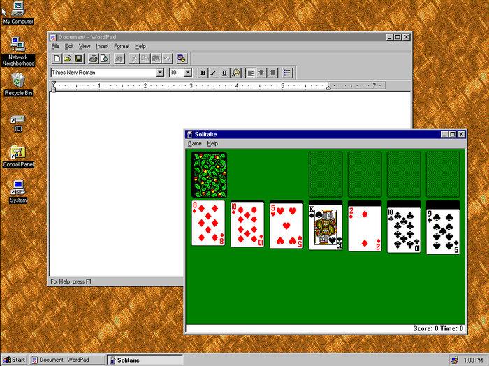 Windows 95 als App ausprobieren – eKiwi-Blog de