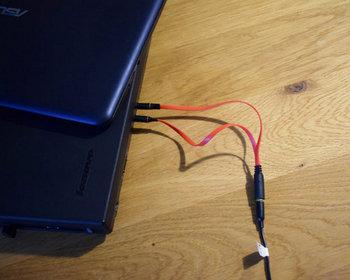 Super Handy Headset/Kopfhörer an Computer anschließen – eKiwi-Blog.de VX02