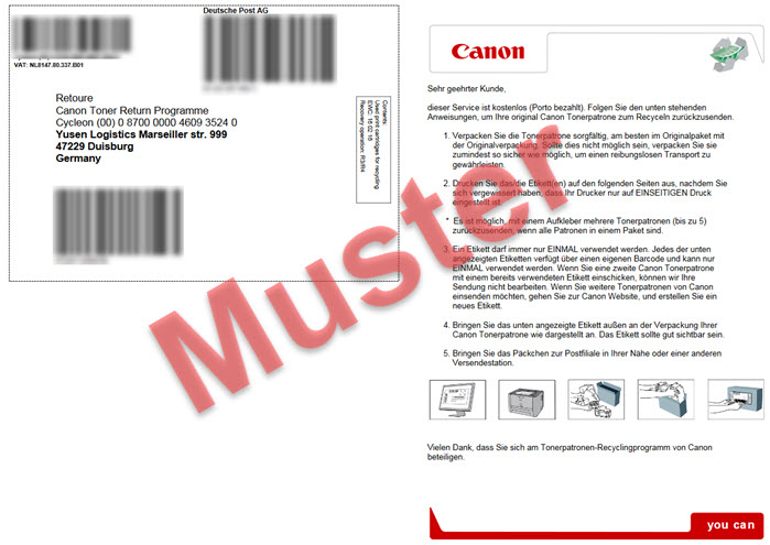 Canon-Toner-Recycling