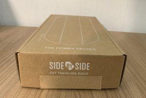 Foto Päckchen der Kabeltasche von Side by Side