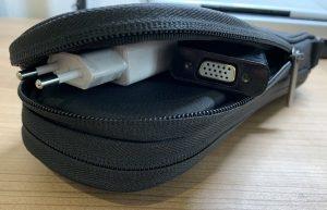 Foto Tasche für Kabel, USB-Sticks und Ladegeräte